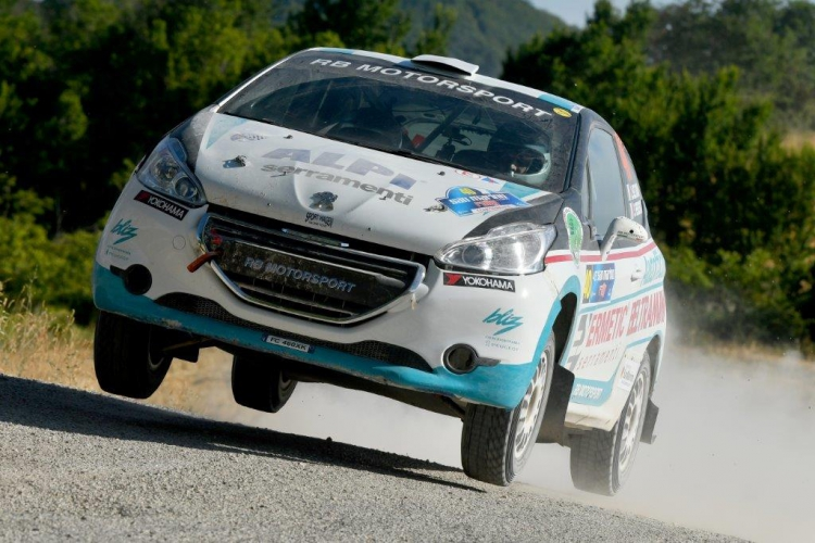 RB Motorsport al Rally di San Marino